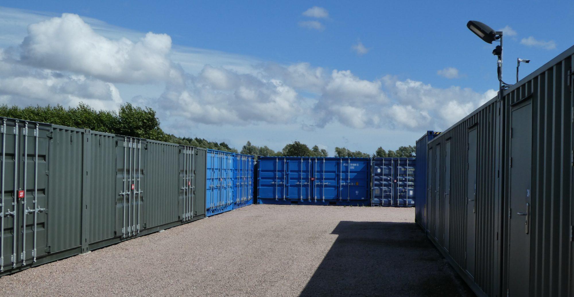 Nackington Storage